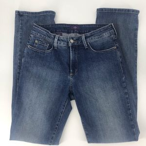 NYDJ Straight Jeans